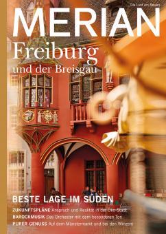 Merian Freiburg und der Breisgau
