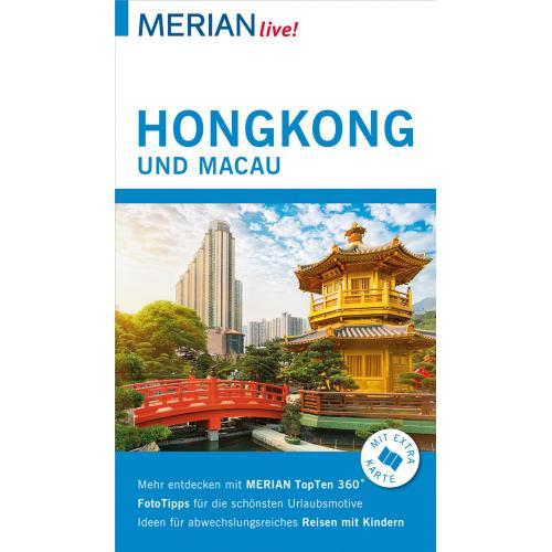 MERIAN live! Reiseführer Hongkong und Macau