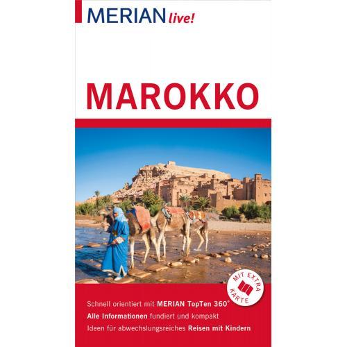 MERIAN live! Reiseführer Marokko