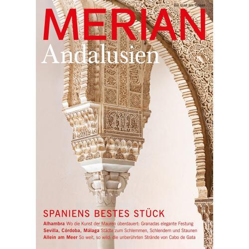 Merian Magazin Andalusien 10/2018