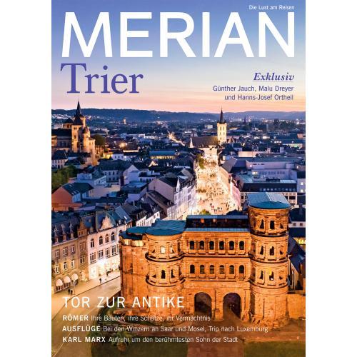 Merian Magazin Trier 03/2019