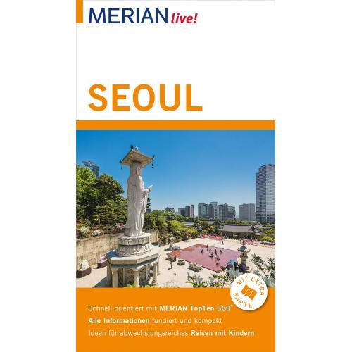 MERIAN live! Reiseführer Seoul