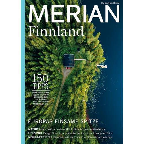 Merian Magazin Finnland 03/2020