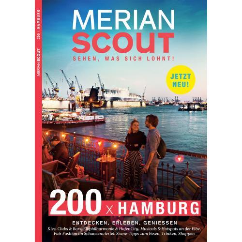 Merian Scout Hamburg 05/2019