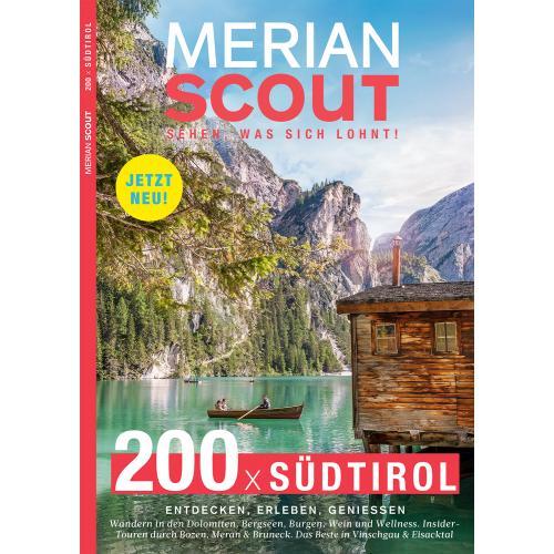 Merian Scout No.02: Südtirol 05/2019