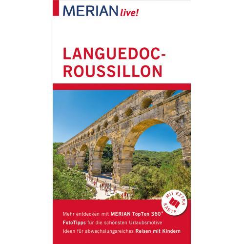 MERIAN live! Reiseführer Languedoc-Roussillon