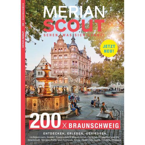 Merian Scout No.07: Braunschweig 05/2020