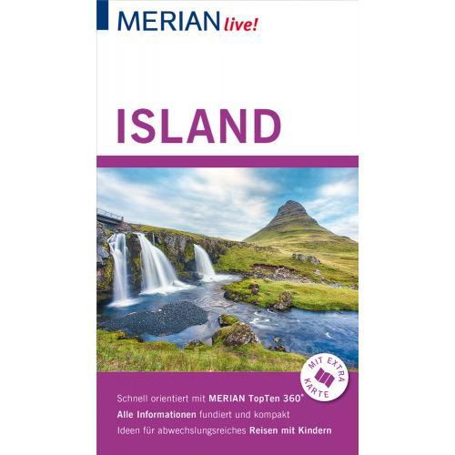 MERIAN live! Reiseführer Island