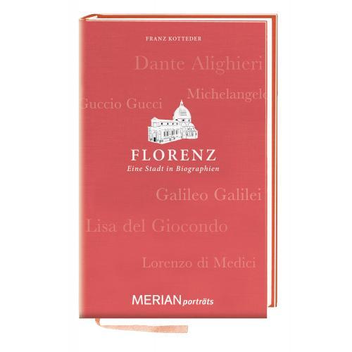 Merian Porträts Florenz