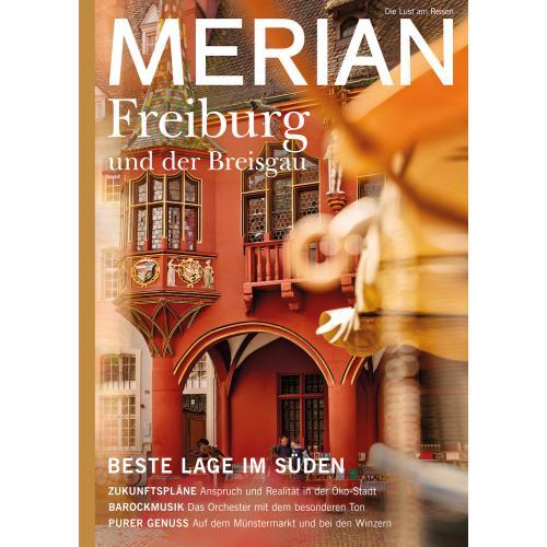 Merian Magazin Freiburg und der Breisgau 12/2020