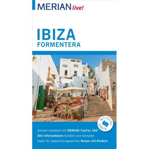 MERIAN live! Reiseführer Ibiza Formentera