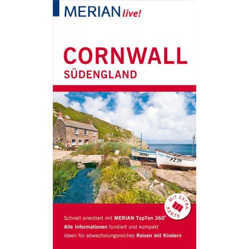 MERIAN live! Reiseführer Cornwall