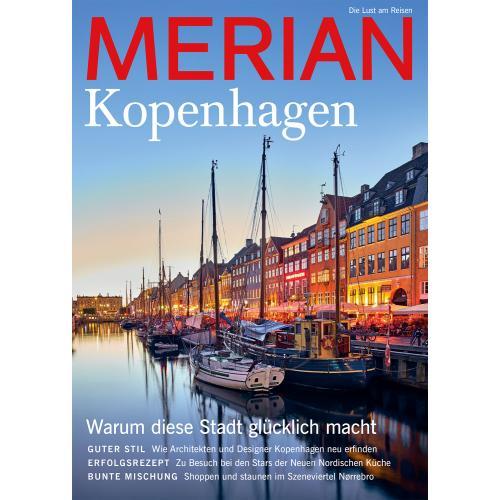Merian Magazin Kopenhagen 05/2018