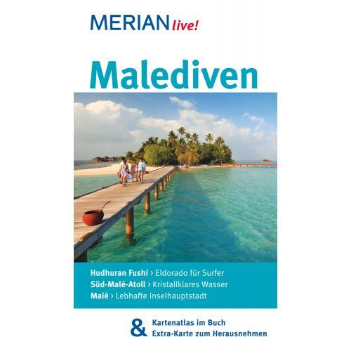 MERIAN live! Reiseführer Malediven