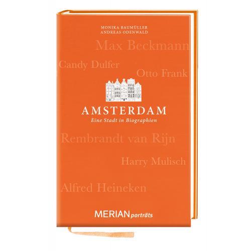 MERIAN Porträts Amsterdam