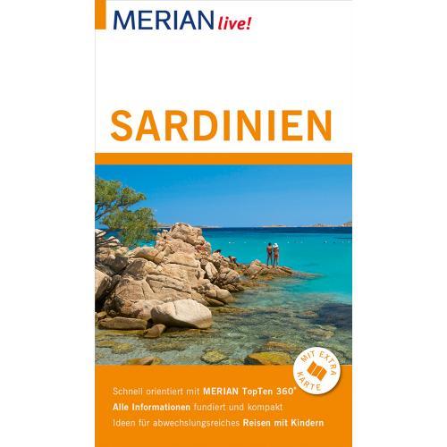 MERIAN live! Reiseführer Sardinien