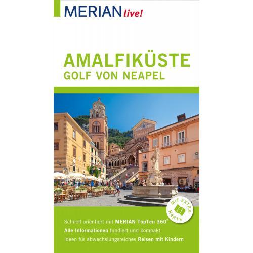 MERIAN live! Reiseführer Amalfiküste
