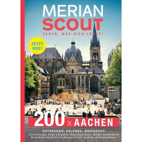 Merian Scout No.10: Aachen 04/2021