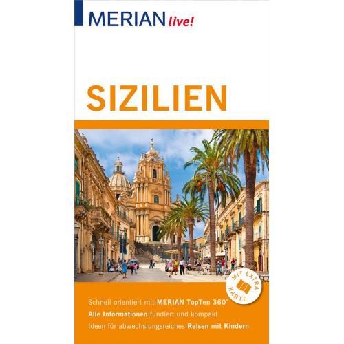 MERIAN live! Reiseführer Sizilien