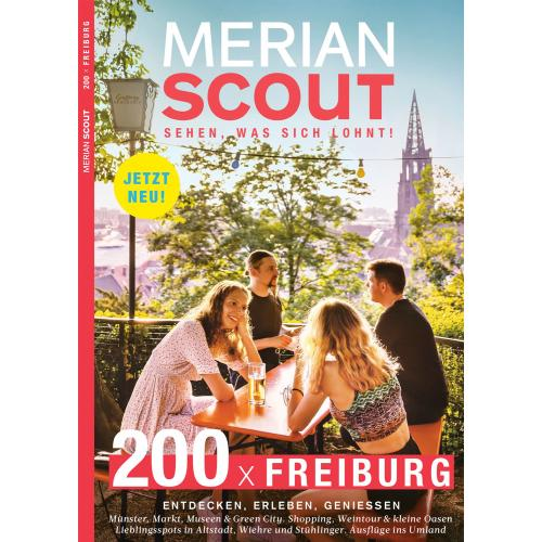 Merian Scout No.12: Freiburg 08/2021
