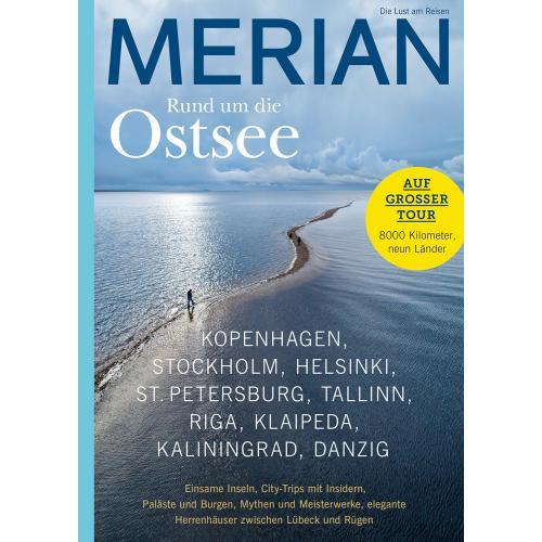 Merian Magazin Rund um die Ostsee 01/2021