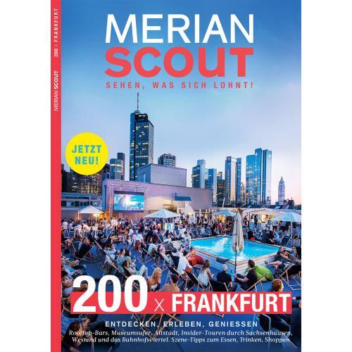 Merian Scout Frankfurt 03/2019