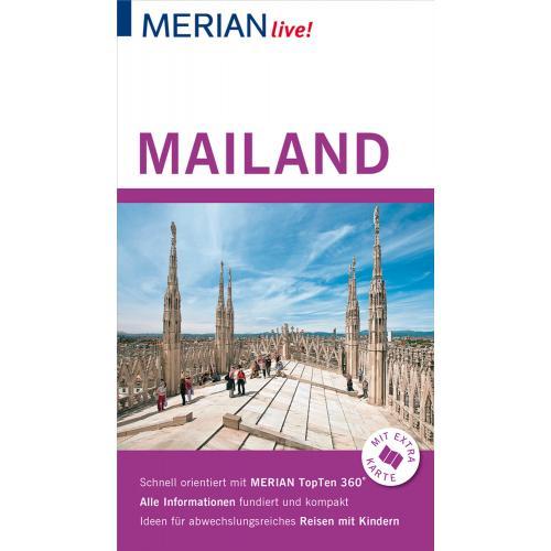 MERIAN live! Reiseführer Mailand