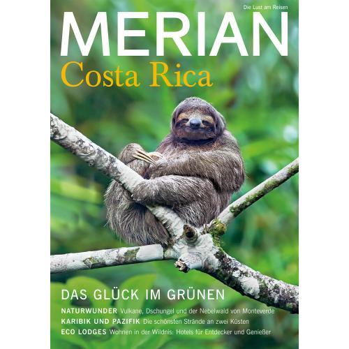 Merian Magazin Costa Rica 02/2019