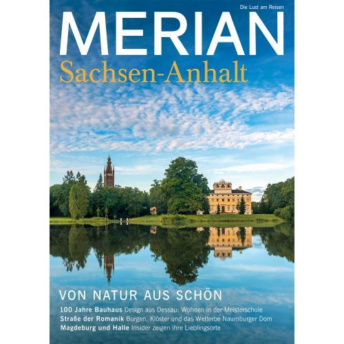 Merian Magazin Sachsen-Anhalt 9/2018