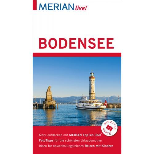 MERIAN live! Reiseführer Bodensee