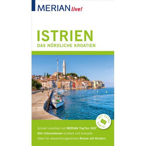 MERIAN live! Reiseführer Istrien