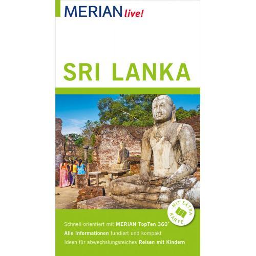 MERIAN live! Reiseführer Sri Lanka