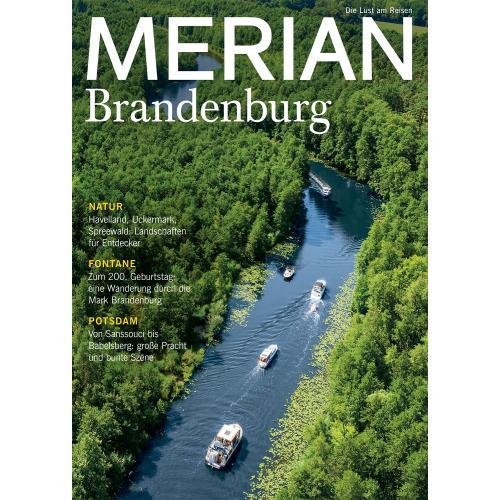 Merian Magazin Brandenburg 11/2019