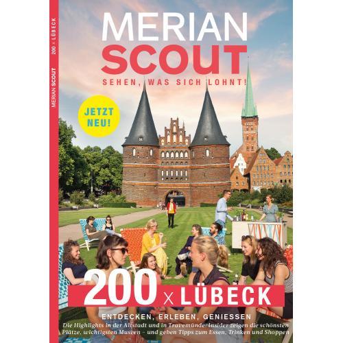 Merian Scout No.13: Lübeck 09/2021