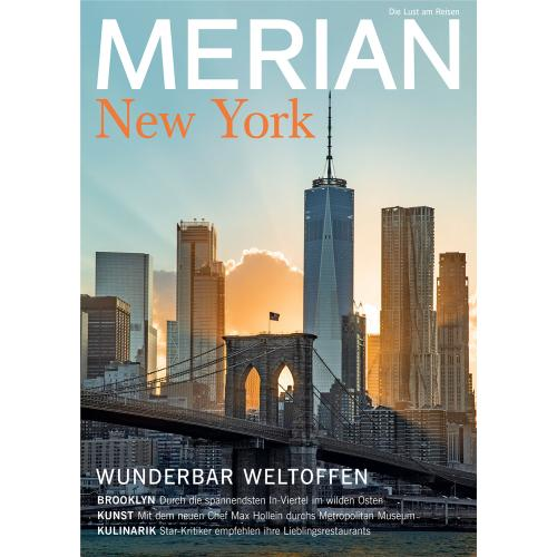 Merian Magazine New York 11/2018