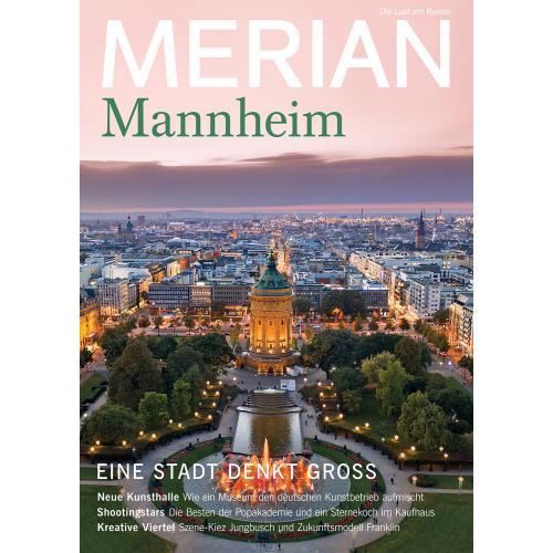 Merian Magazin Mannheim 12/2018