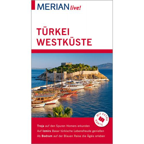 MERIAN live! Reiseführer Türkei Westküste