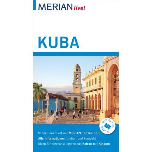 MERIAN live! Reiseführer Kuba