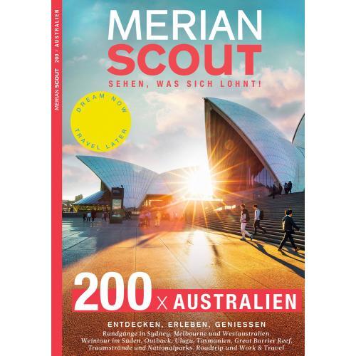 Merian Scout No.09: Australien 04/2021