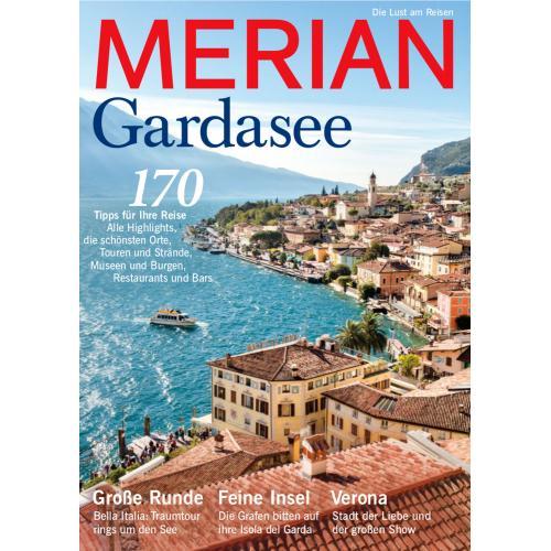 Merian Magazin Gardasee 06/2016