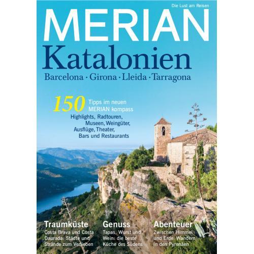 Merian Magazin Katalonien 08/2015