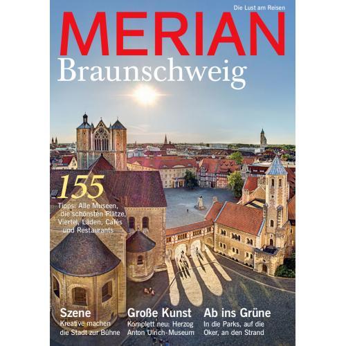 Merian Magazin Braunschweig 09/2016