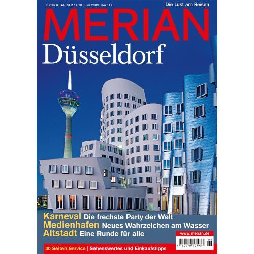 Merian Magazin Düsseldorf 06/2009
