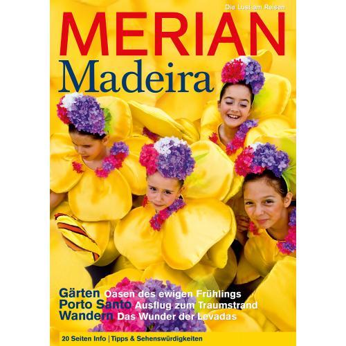 Merian Magazin Madeira 08/2009