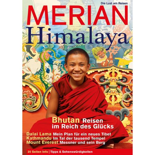 Merian Magazin Himalaya 10/2009