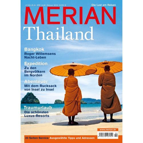 Merian Magazin Thailand 02/2010