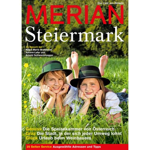 Merian Magazin Steiermark 03/2010