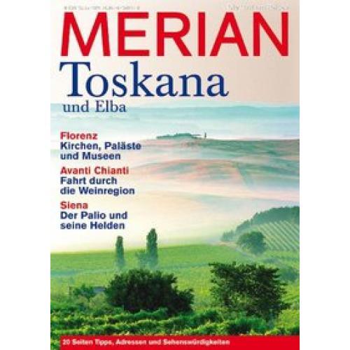 Merian Magazin Toskana und Elba 04/2010