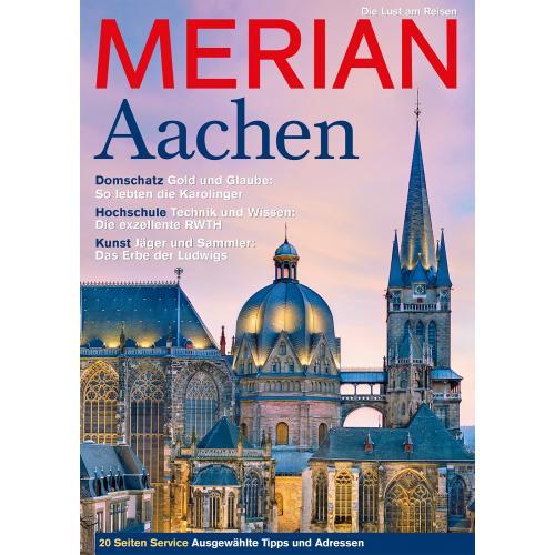 Merian Magazin Aachen 05/2010