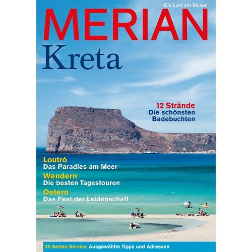 Merian Magazin Kreta 07/2010